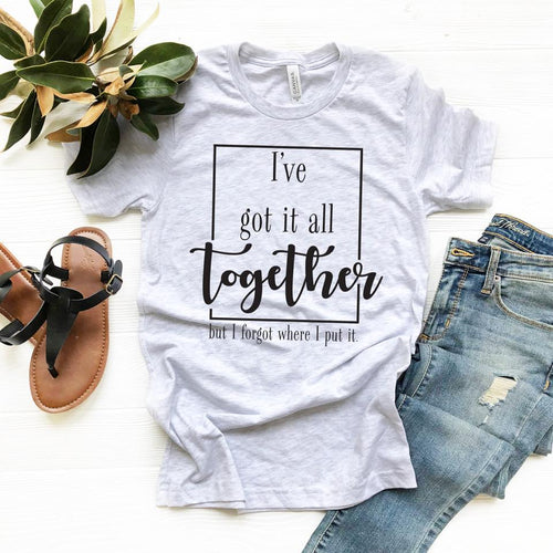 Got It Together Tee