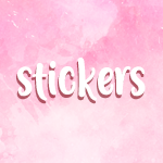 Stickers & Sticker Sheets