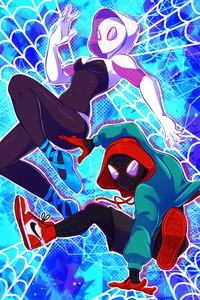 Into the Spiderverse Print