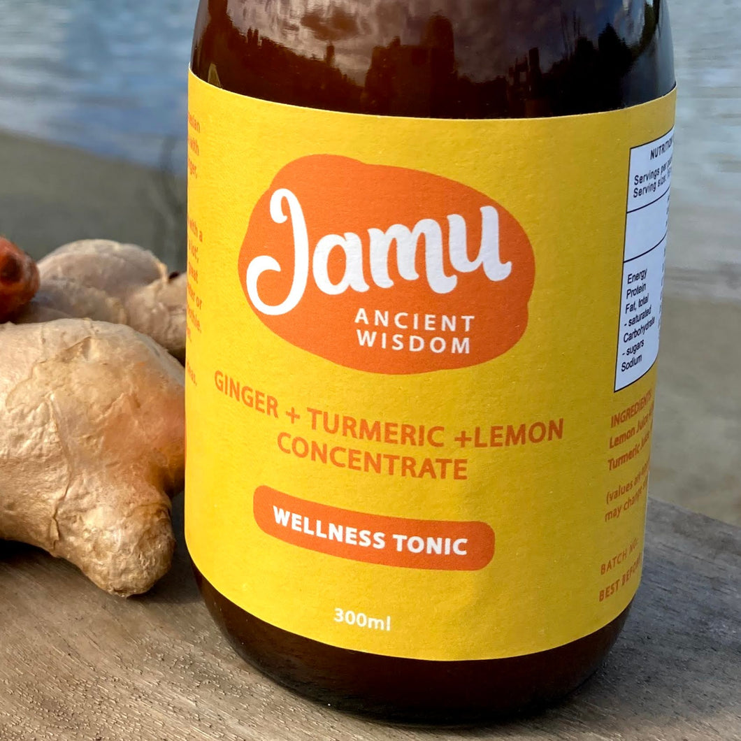 Jamu Wellness Tonic 300ml