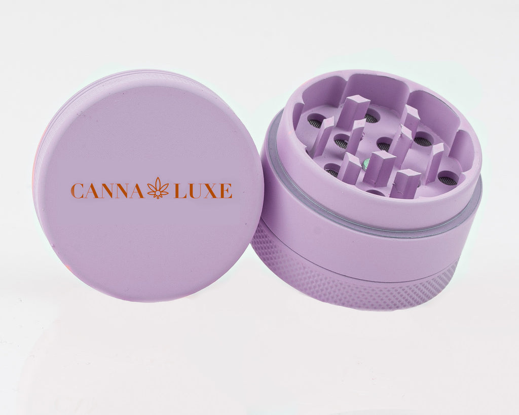 Purple Haze Mini Matte Grinder