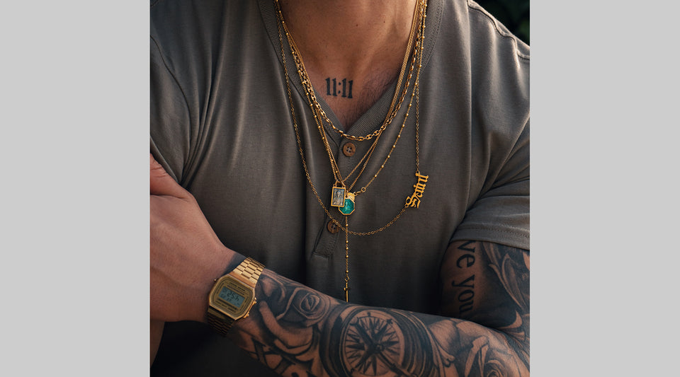 Gold Chain For Men