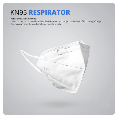 KN95 Mask Protection Face Masks (FDA & CE Certified) - Foxglobalmed.com