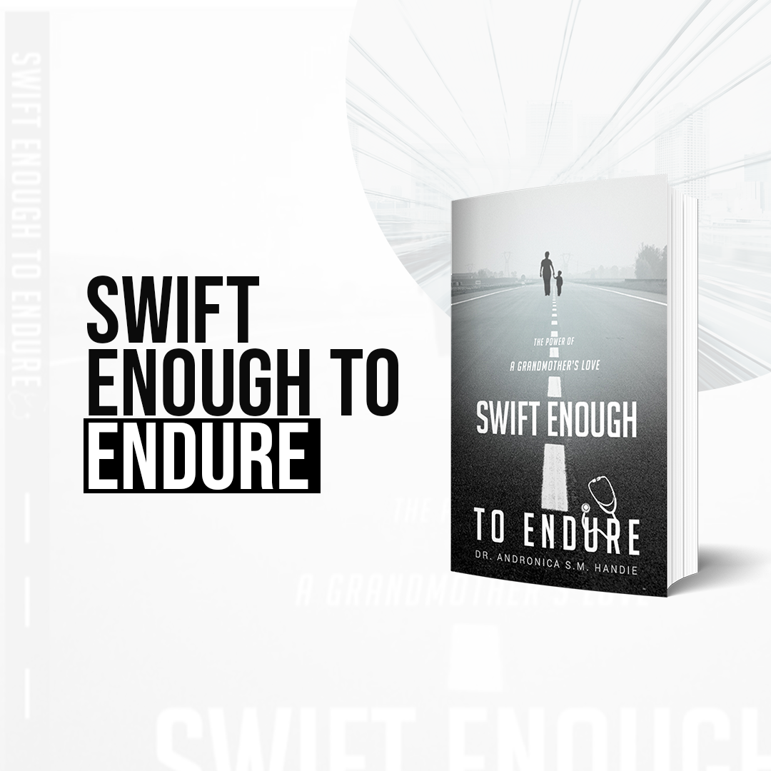 "SwiftEnough ""Swift Enough to Endure: The Power of A Grandmother's Love"" Book"
