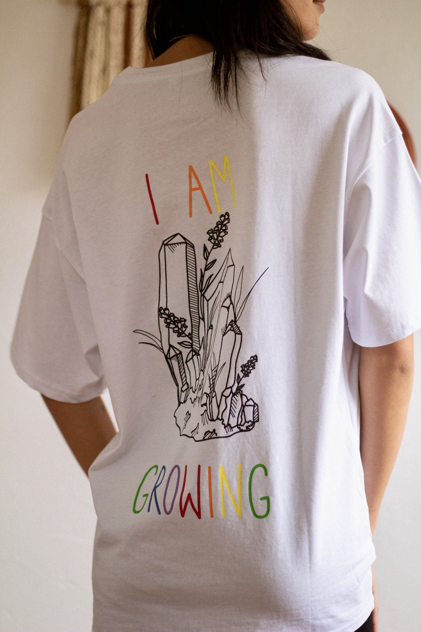 I Am Growing Tee