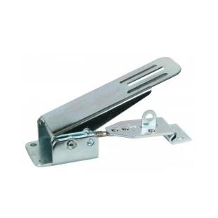 Locking Roof and Storage Box Latch Zinc