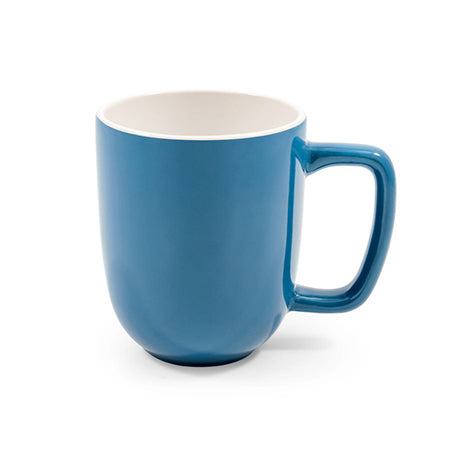 Life Is Better At The Campsite Blue Mug