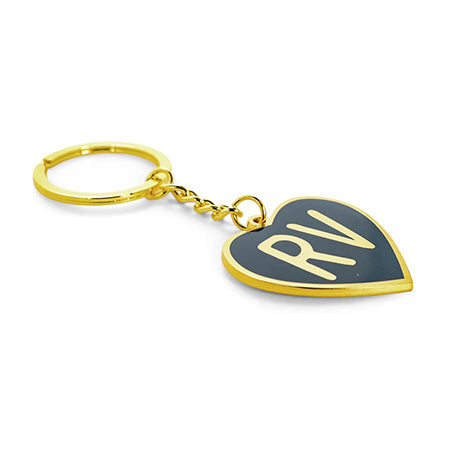 coleman fleetwood pop up camper key chain