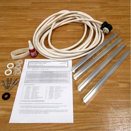 A/C Install Kit For Metal Roofs