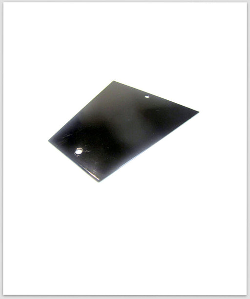 Coupler Hole Cover Plate