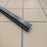Original Coleman Black Awning Lead Rail 83 Inches