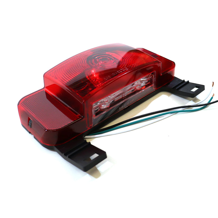 LED Taillight With Licence Plate Bracket