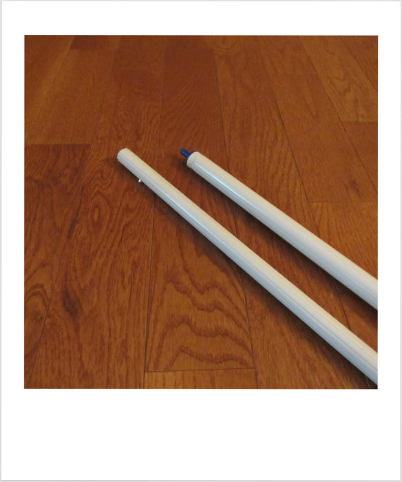 Awning Rafter Pole Blue Tips