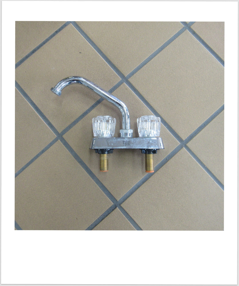 Galley Kitchen Sink Faucet Used