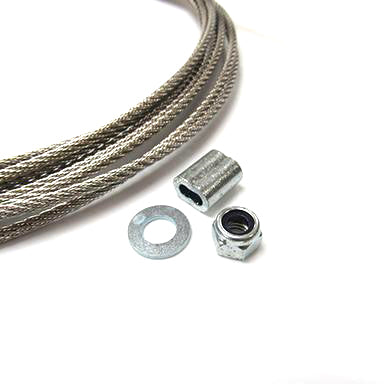 Universal Bolt End Lift Cable