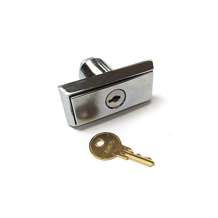 Coleman and Fleetwood access door lock