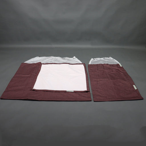 Dressing Room Curtain Set