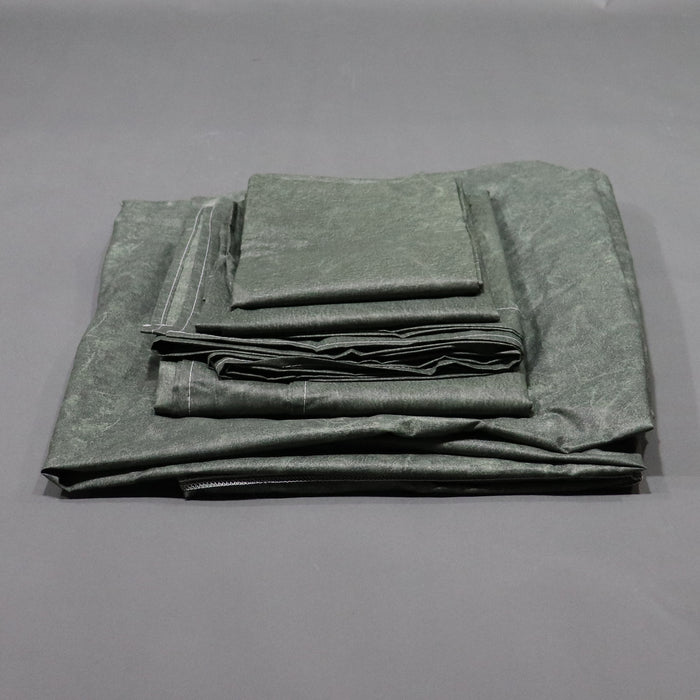 Green Bed Sheet Set