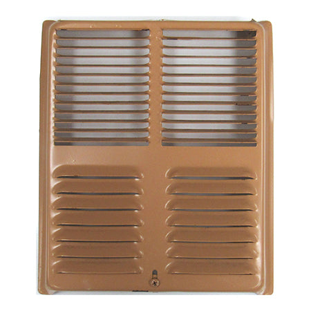 Light Brown Furnace Grill Used
