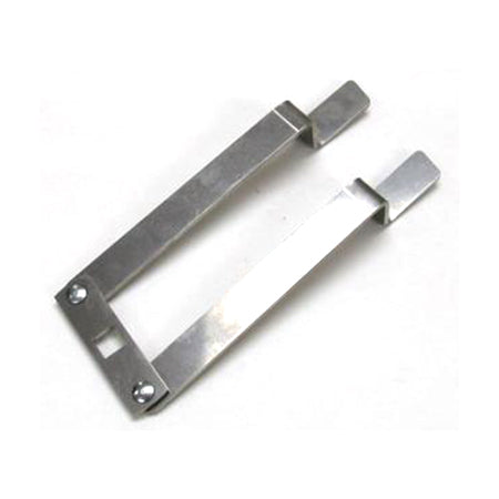 Grey Storage Box Door Latch