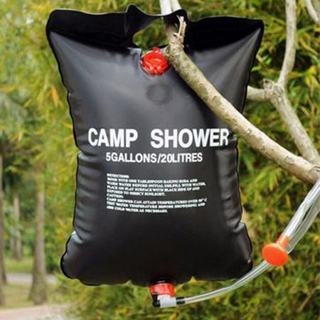 Hanging Outdoor Shower Bag
