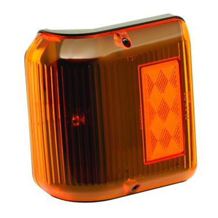 Amber Wrap Marker Lamp
