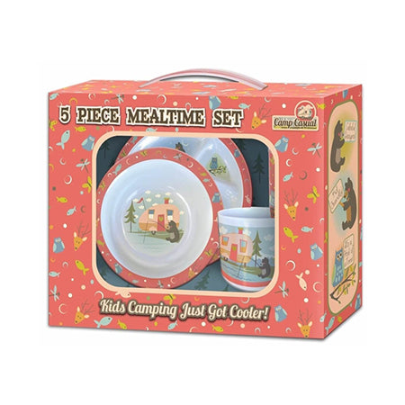 5 Piece Children's Dish Set