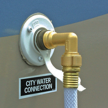 90 degree water line hook up 22505