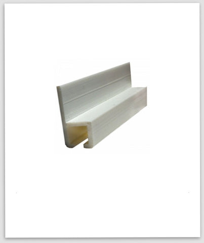 Curtain Track Wall Mount Type C