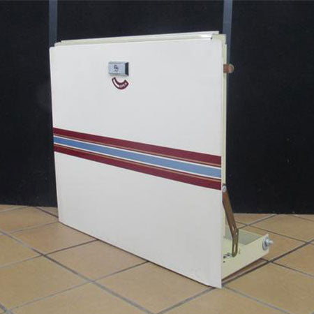 1987 Stepper Door