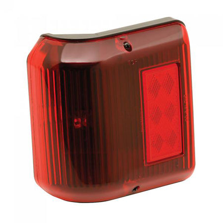 Red Wrap Marker Lamp
