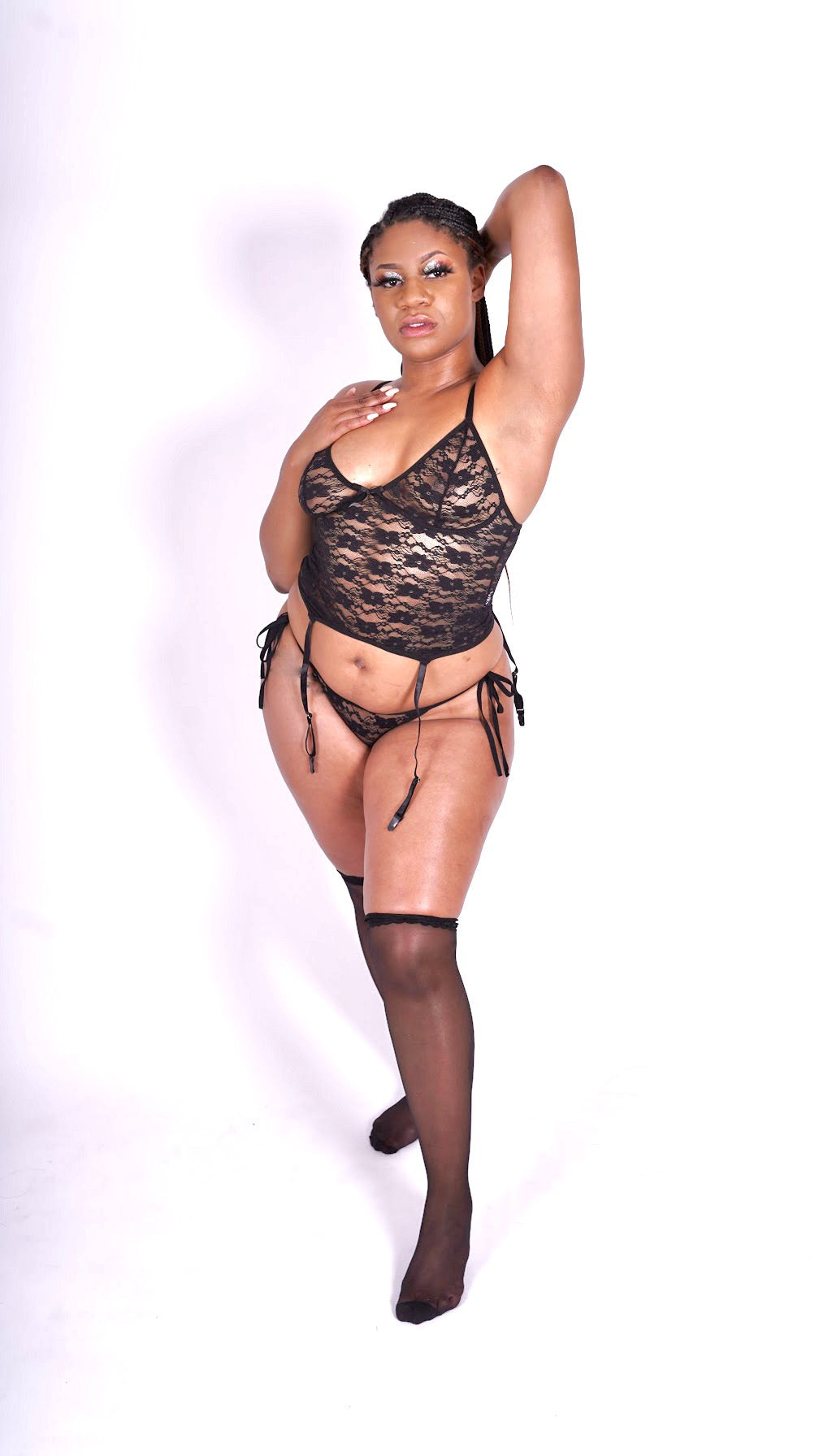 Try Me| Body Stocking