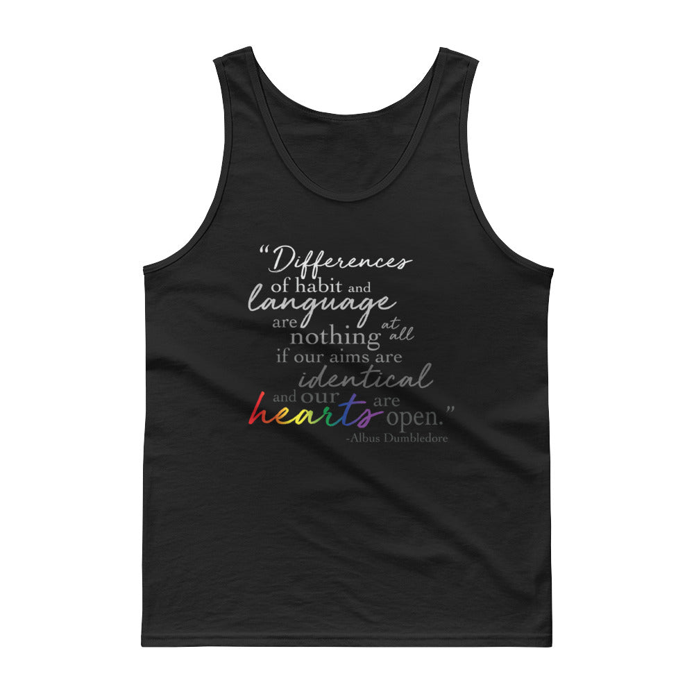 Equality Men's Tank top
