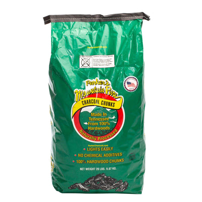 Parker's Mountain Pine Charcoal Chunks - Fiddlesticks LLC
