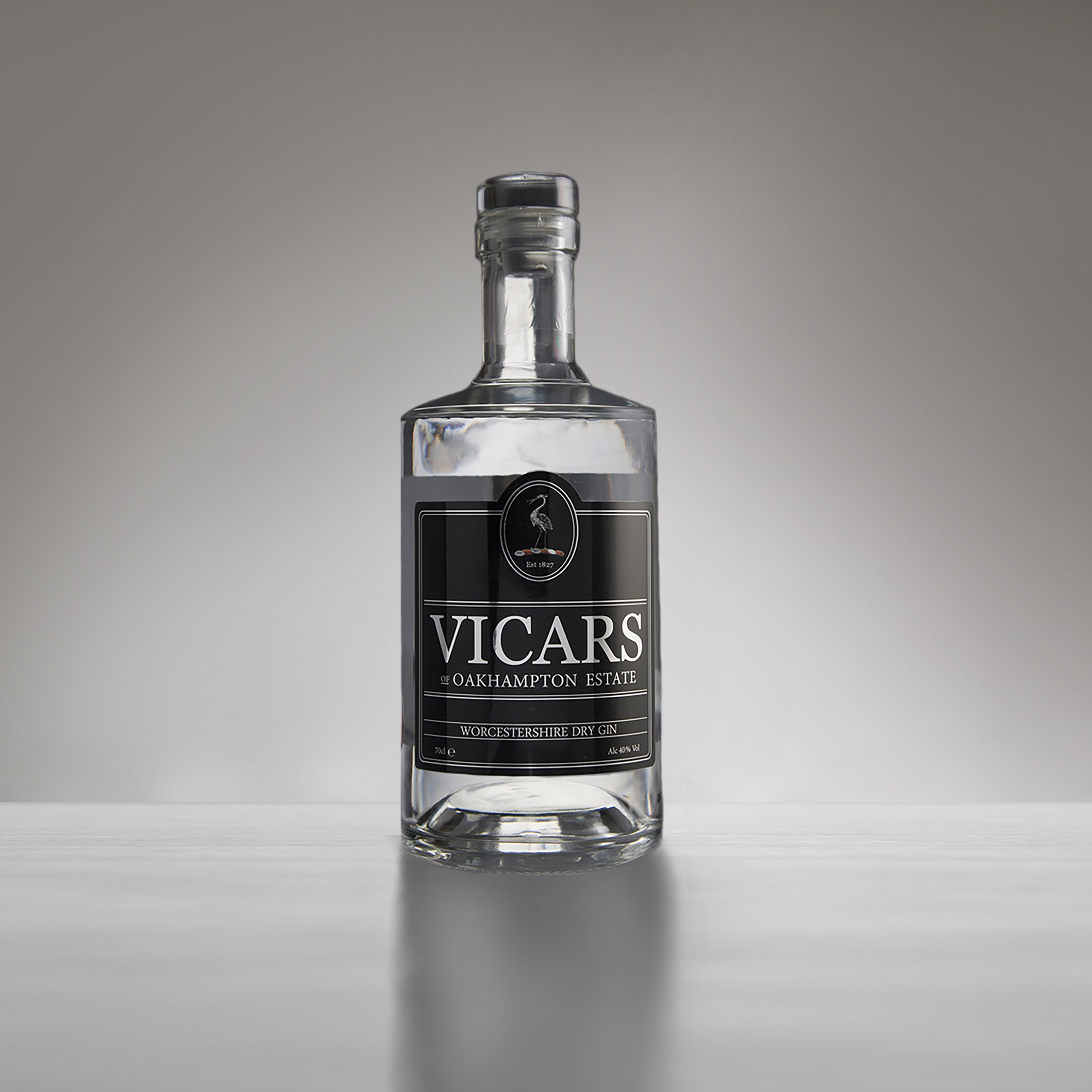 Vicars Gin - 70cl