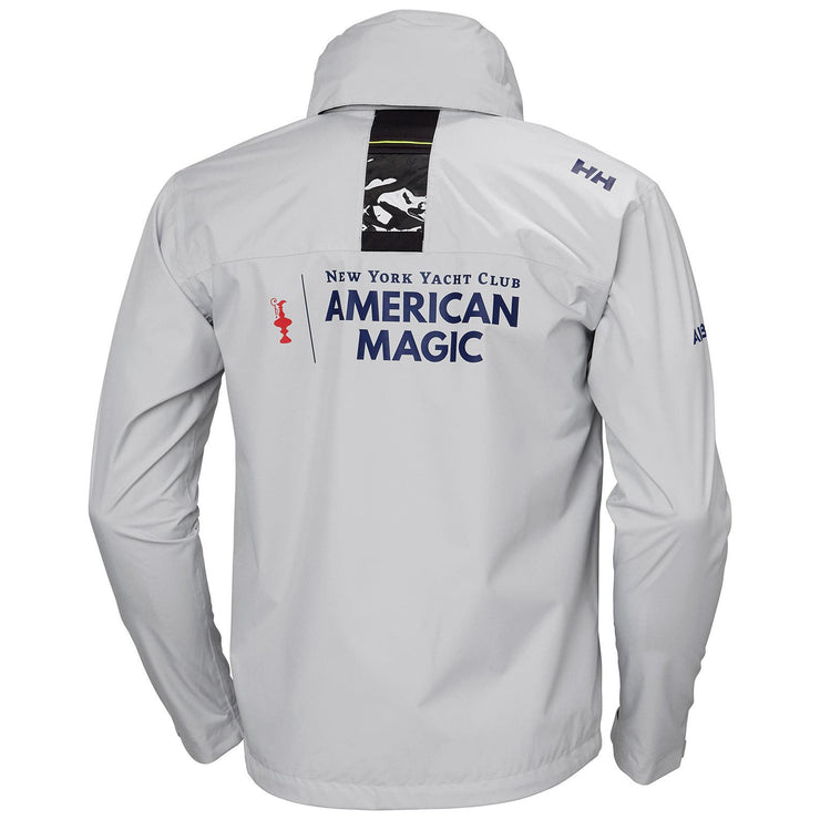 American Magic Crew Hooded Jacket