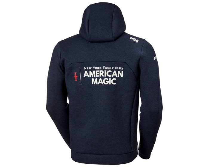 American Magic Ocean Full Zip Hoodie