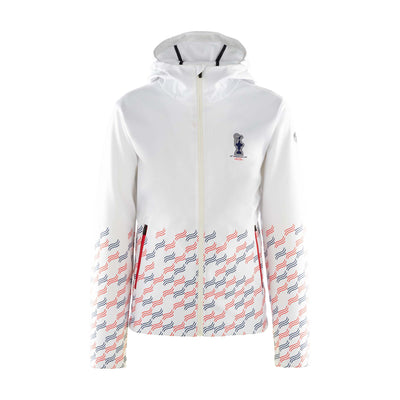 San Diego Jacket - White