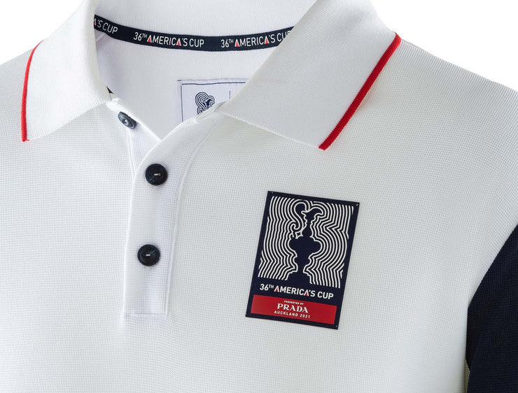 Auckland Polo - White