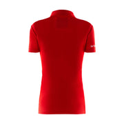Women's Valencia Polo - Red