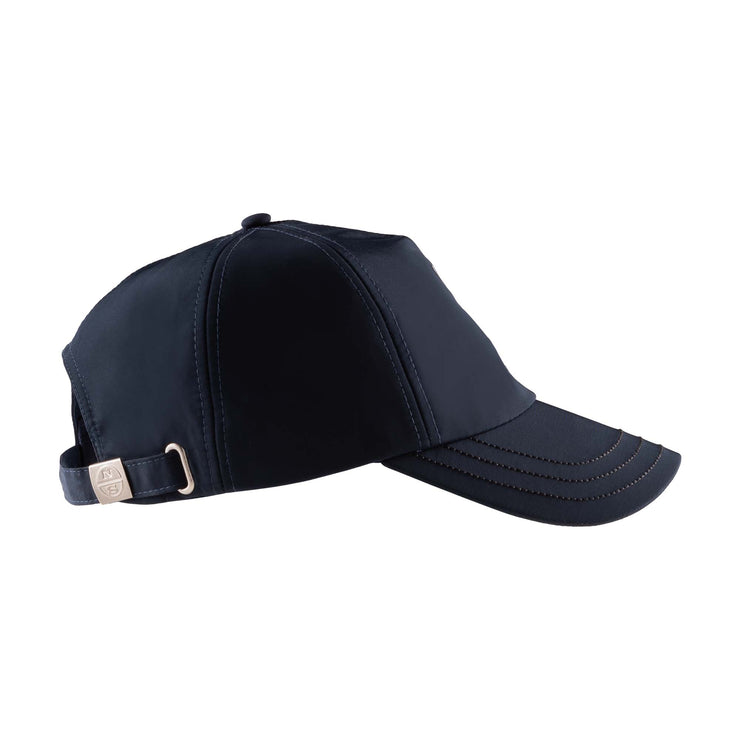 Graphic Baseball Cap - Navy