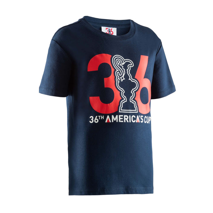 Kids' 36th Edition Tee - Navy