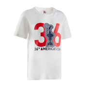 Kids' 36th Edition Tee - White