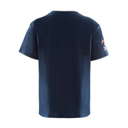 Kids' Flight School Tee - Navy