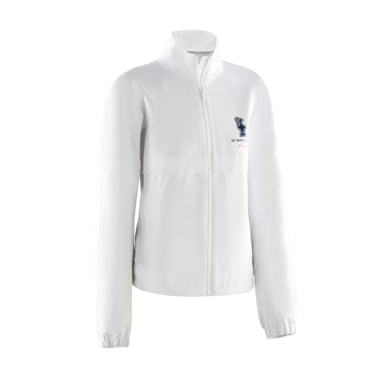 Women's America's Cup Bomber - White