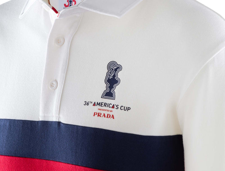 America's Cup Rugby - White
