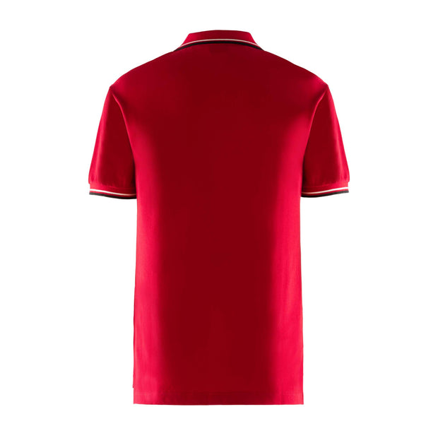 America's Cup Polo - Red