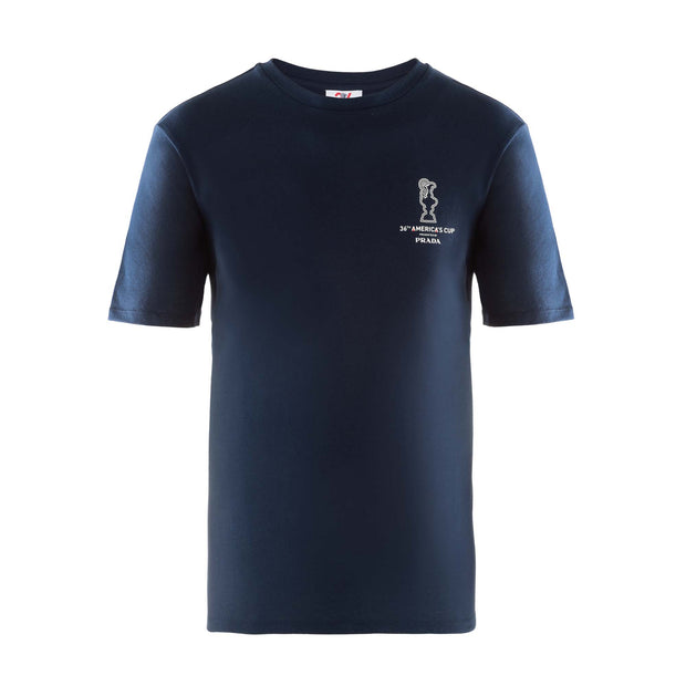 America's Cup Tee - Navy