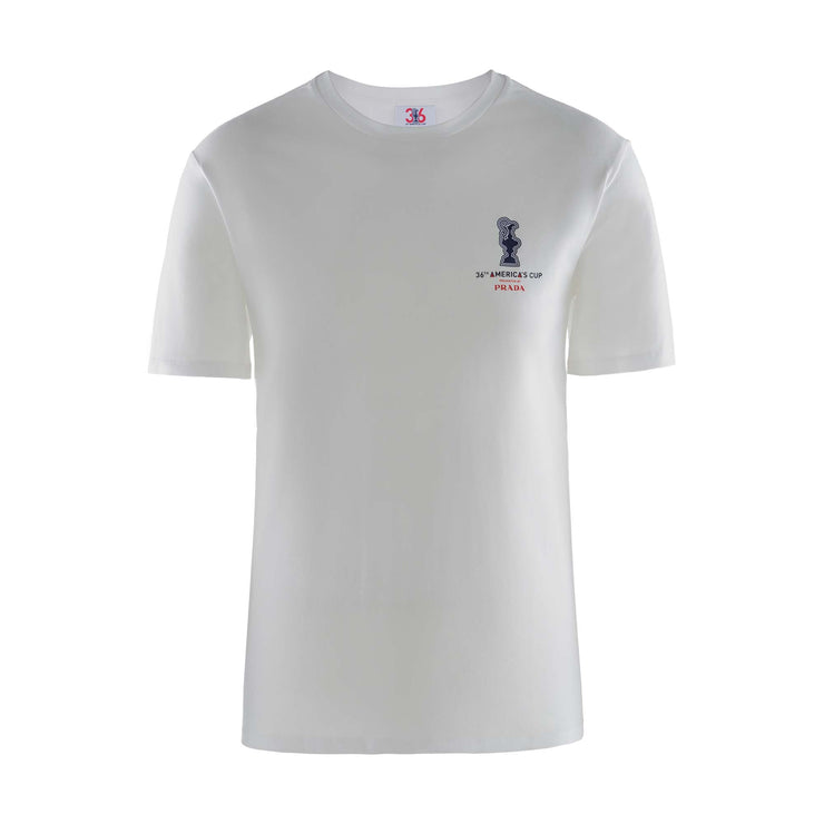 America's Cup Tee - White