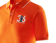 36th Edition Polo - Orange